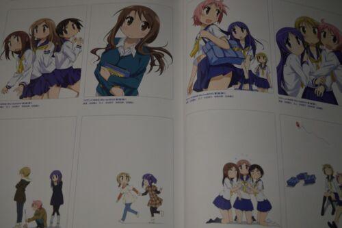 JAPAN Yuyushiki TV Animation Official Guide Book