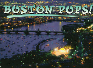 Carte-ETATS-UNIS-BOSTON-Home-of-The-Boston-Pops-Joli-dos