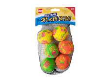 Pack of 6 soft Splash Balls Water Bomb Swimming Paddling Pool Ball