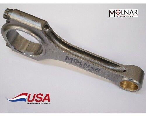 MOLNAR Chrysler 354 Hemi Stock Replace Billet H-Beam 6.625 Connecting Rods