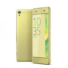 "New Imported Sony Xperia XA Dual SIM 4G LTE 16GB 2GB 5"" Lime Gold"
