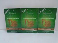 Reshma Henna Powder Natural Highlights For Hair Herbal Natural - Lot Of 3