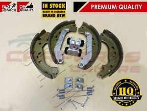 FOR-FORD-TRANSIT-CONNECT-BRAKE-SHOES-SET-BRAKE-WHEEL-CYLINDER-amp-SHOE-FITTING-KIT