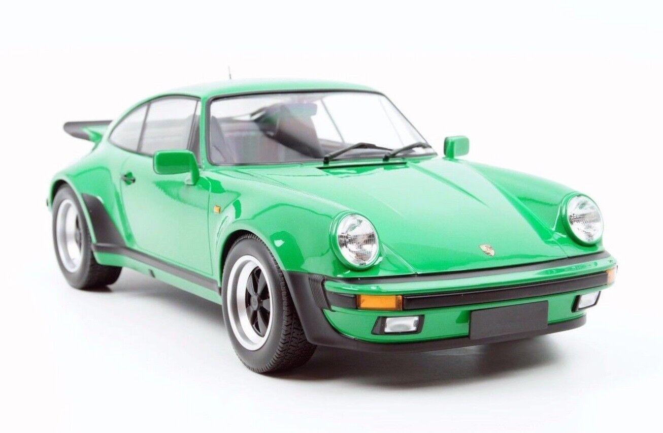 Porsche 911 (930) Turbo Turbo Turbo année 1977 Vert Metallic 1:12 Minichamps Nouveau/Neuf dans sa boîte | Shop  558c79