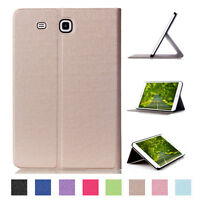 Luxury Pu Leather Smart Stand Cover Case For Samsung Galaxy Tab E A S2 8 9.7 10