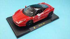 Ferrari 458 Italia - 2009 1/24 Neuf en boite New collection