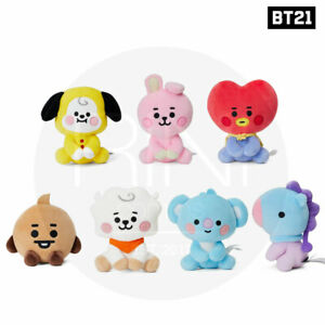 BTS-BT21-Official-Authentic-Goods-Sitting-Doll-12cm-Baby-Ver-Tracking-Num