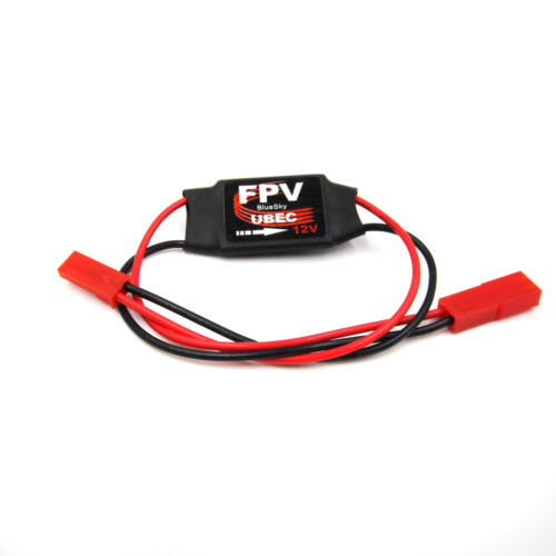 RC Plane FPV UBEC 3A 12V Drone Parts for DIY RC Toy Drone Helicopter