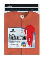 Warm Winter Classic Men Men's Thermal One Piece Union Suit Long Johns Hunting