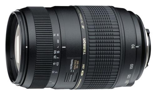 Obiettivo Tamron AF Di 70-300mm f//4-5.6 MACRO x Sony Garanzia 5 anni Polyphoto