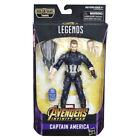Captain America Infinity War Marvel Legends Series Hasbro 2017