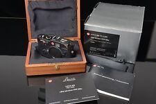 """Leica M6 TTL 0,85 Schwarz  10544  """"Die letzten 999 M6""""  SNr: 372/999"""