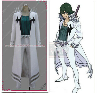KILL la KILL Uzu Sanageyama Cosplay Costume For Men Boys