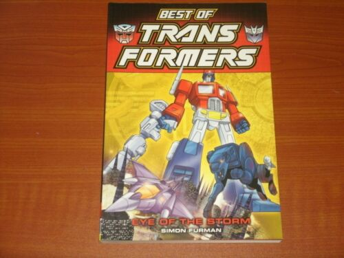 Transformers Graphic Novel Collections Eaglemoss//Hachette /'Robots In Disguise!/'