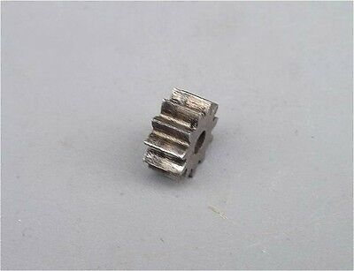 1pcs Metal Gear Motor 0.8 modulus 11 teeth Loose with 3mm aperture Transmission
