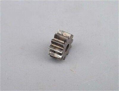 1pcs Metal Gear Motor 0.8 modulus 11 teeth Loose with 3mm aperture Transmission