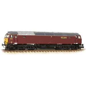 Graham-Farish-371-658-N-Gauge-WCRC-weinrot-Klasse-57-Nr-57313
