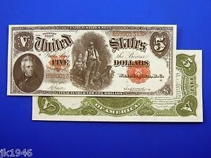 Reproduction 1907 $10 Dollars Gold Note US Paper Money Currency Bill Copy Note