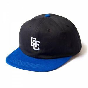 Ftc-Skateshop-Sf-Casquette-Cap-Hat-Strapback-Snapback-6-Panneau-Domaine-Black
