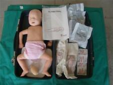 Laerdal Medical Resusci Baby Training Manikin W Case