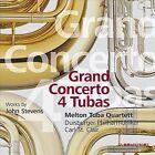 John Stevens: Grand Concerto 4 Tubas (CD, Nov-2011, Acousence Classics)