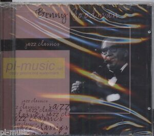 BENNY-GOODMAN-JAZZ-CLASSICS-CD-sealed-from-Poland