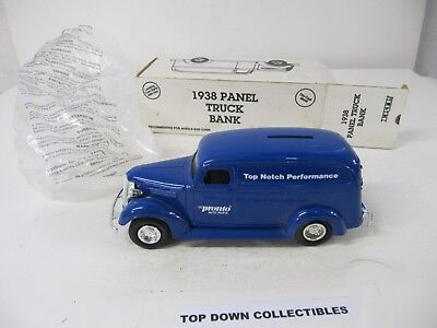 Pronto Auto Parts >> Ertl Pronto Auto Parts 1938 Chevy Panel Bank 1 25 New In Box Ebay