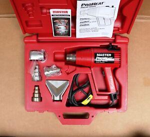 Master Proheat PH-1200 Varitemp Chaleur Pistolet
