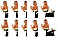 Anne Geddes Baby Scrapbook Stickers Baby On A Scale 10 Sheets