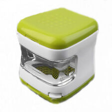 1 Pc Garlic Press Presser Crusher Slicer Dicing Chopper Cooking Kitchen Tools