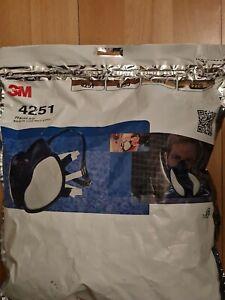 3 M4251  Partikelmaske Maske Atemschutz Gase/Dämpfe Neu