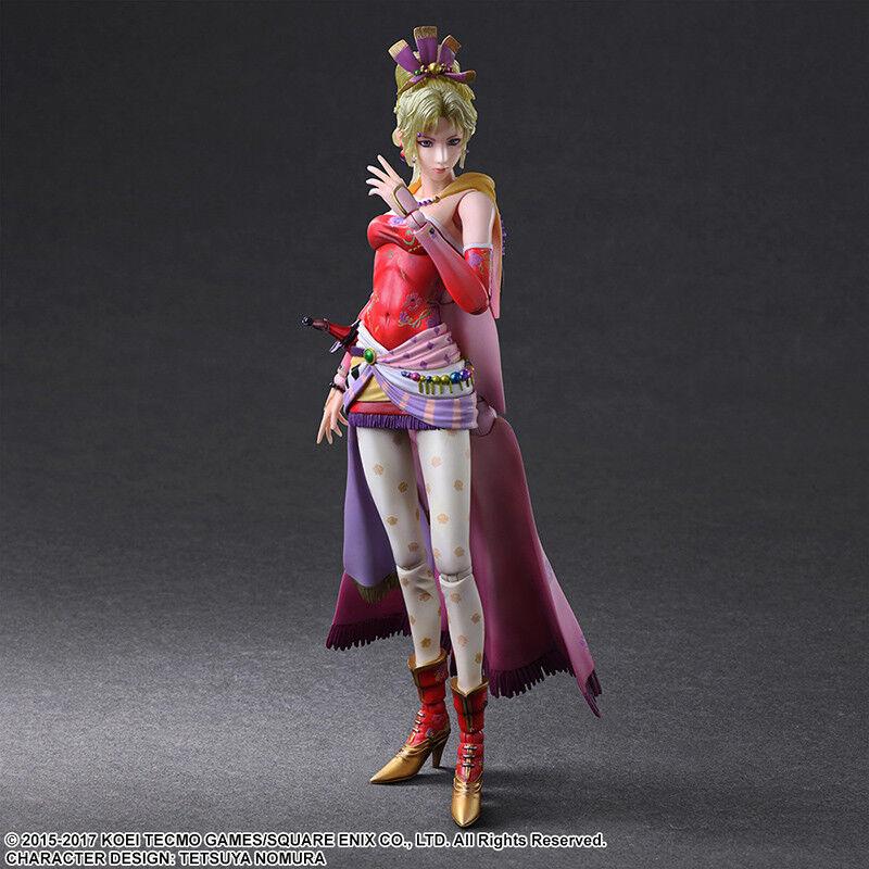 Final Fantasy Dissidia Terra P.A.K. Play Arts Kai Action Figure SQUARE ENIX