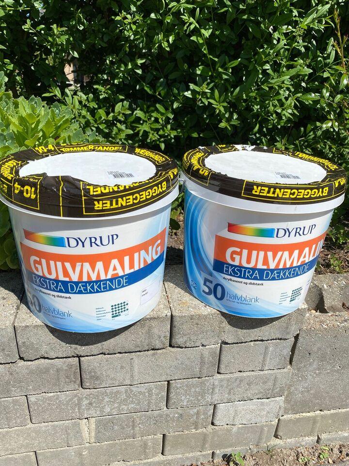 Gulv maling, Dyrup, 5 liter