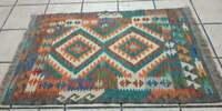 Hand-Woven Persian Wool Rug Afghan Carpet IKEA Free Shipping City of Toronto Toronto (GTA) Preview