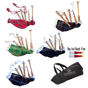 Kids Toy Bagpipe//Junior Playable Bagpipes//Child Bagpipe Mackenzie
