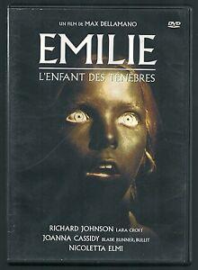 DVD-EMILIE-L-039-ENFANT-DES-TENEBRES