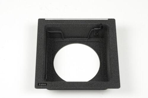 Recessed Lens Board Adapter WH4F Toyo View Horseman 6x- Garanzia Tuttofoto.com