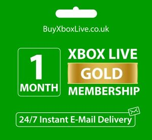 1-MONTH-GOLD-Xbox-Live-Membership-Pass-Instant-Delivery-Xbox-One-Xbox-360