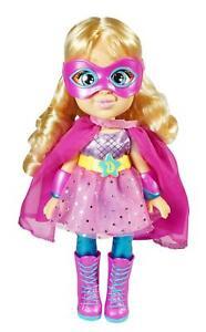 "LOVE DIANA Doll Mashups Superhero Diana 6/"" Doll /& Brush PocketWatch"
