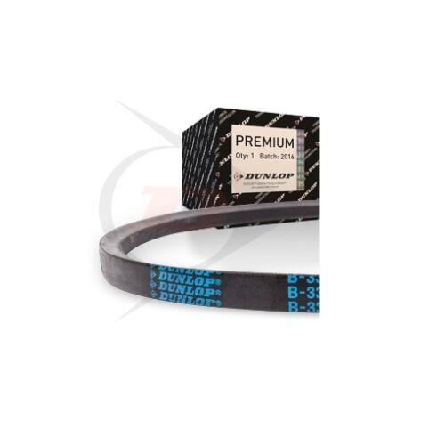 Dunlop z37 Qualità Premium Cloroprene V Vee Cintura