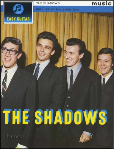 Big Hits of The Shadows Easy Guitar Music Chord Songbook
