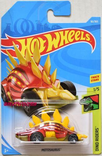 Hot Wheels 2018 Dino Reiter Motosaurus #1//5