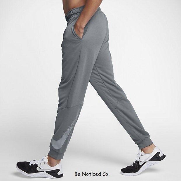 a45a3171b3c99 Men's Nike Dry Training Pants Joggers Dri-fit 860373 Large Black Retail for sale  online | eBay