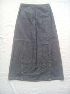 SCHOOL-RAG-Jeans-Jupe-Longue-taille-40