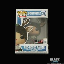 Funko Pop Red Nosed Raider Red Nosed Fortnite Gamestop 437 Ebay
