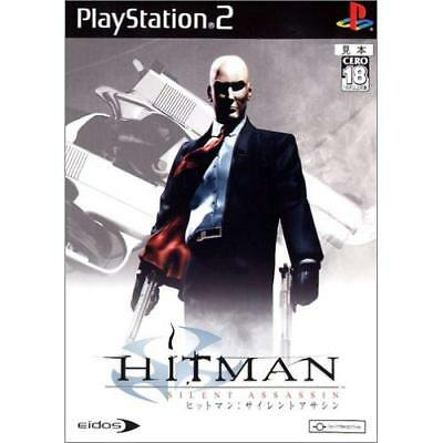 Used Ps2 Hitman Silent Assassin Cero Rating Z Japan Import