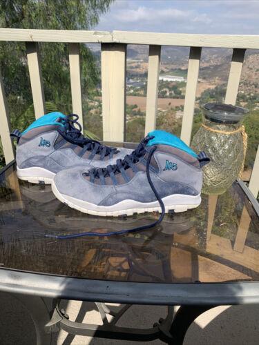 2016 Nike Air Jordan 10 X Retro LOS ANGELES Sz 13