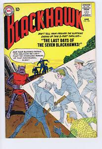 Blackhawk #185 DC Pub 1963