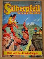 SILBERPFEIL Nr. 217 Der Fluch der Geisterklippen 2 Bastei-Verlag Orginal