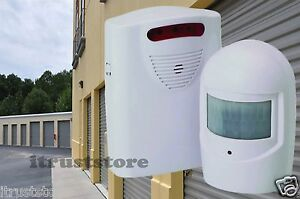 Image is loading WIRELESS-MOTION-SENSOR-DETECTOR-DOOR-GATE-ENTRY-BELL- & WIRELESS MOTION SENSOR DETECTOR DOOR GATE ENTRY BELL CHIME ALERT ... Pezcame.Com